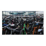 Bikes in Amsterdam Double-Sided Standard Business Cards (Pack Of 100)