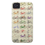 Bikes iPhone 4 Cover