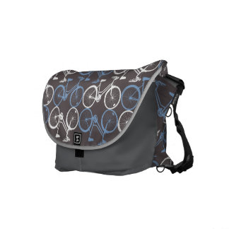 Bikes Rickshaw Messenger Bag