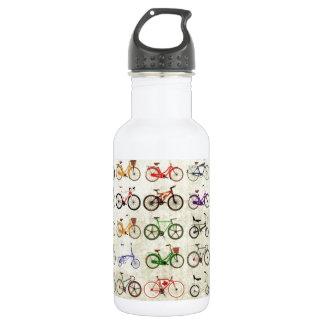 Bikes Stainless Steel Water Bottle