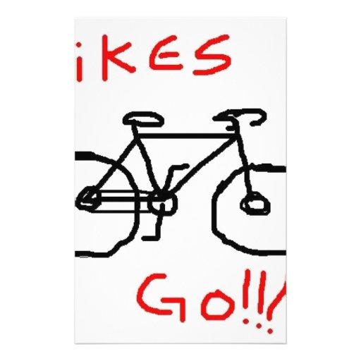 Bikes Stationery