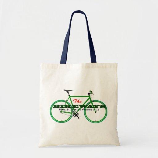Bikeways winebag bags
