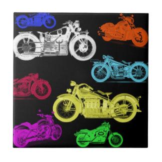 Bikezzz Azulejo Cuadrado Pequeño