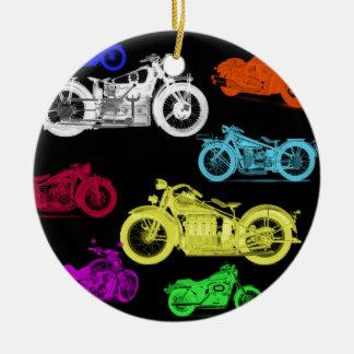 Bikezzz Ceramic Ornament