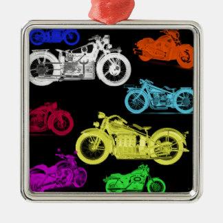 Bikezzz Metal Ornament