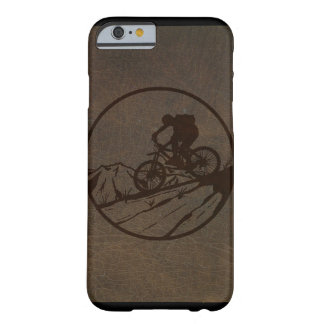 Biking Barely There iPhone 6 Case