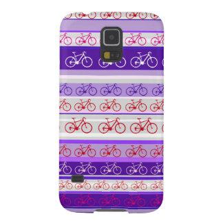 biking - bike stripes pattern case for galaxy s5