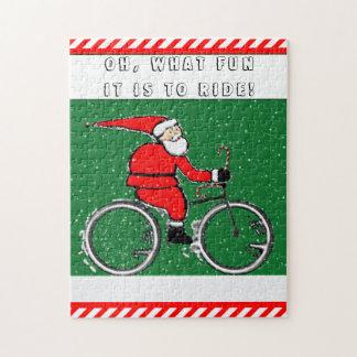 Biking Holidays Jigsaw Puzzle