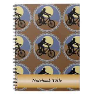 Biking Journal Notebook