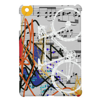 biking & music iPad mini cases
