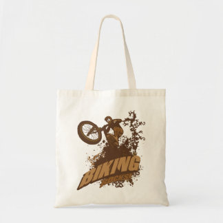 Biking Rocks! Tote Bag