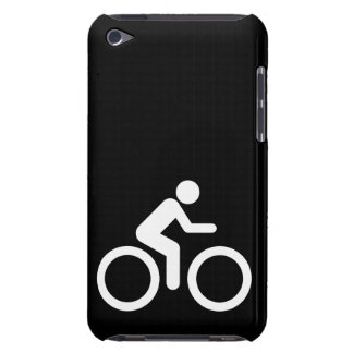 Biking Symbol Barely There iPod Case