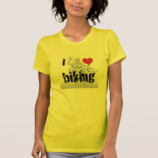 Biking T-shirts