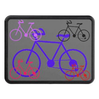 Biking Trailer Hitch Cover