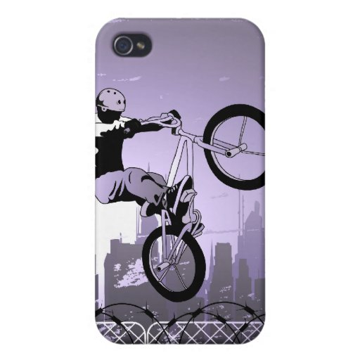 Biking: Vector Art for the 4 iPhone 4 Covers