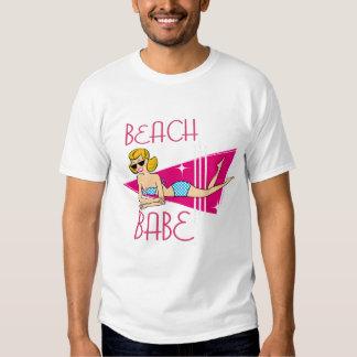 Bikini Beach Babe Tee Shirt