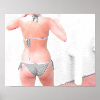 ~Bikini~ BIKINI SKIN POSTER/PRINT Poster