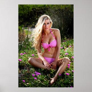 Bikini Girl Poster