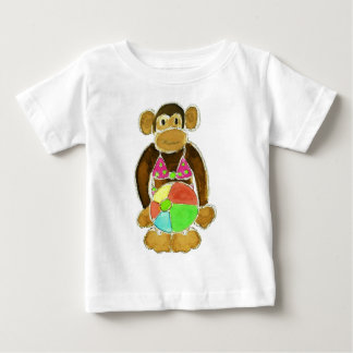 Bikini Monkey Baby T-Shirt