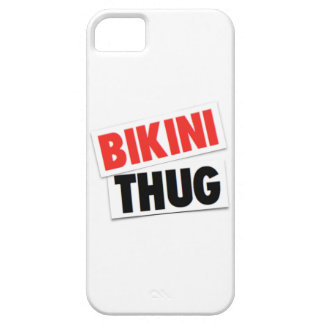 BIKINI THUG IPHONE CASE