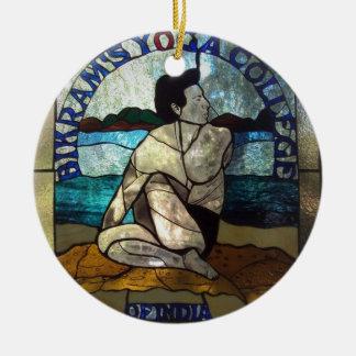 Bikram Yoga Hanging Ornament