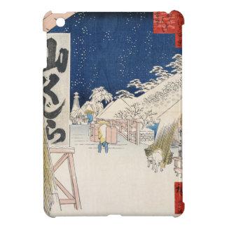 Bikuni Bridge in Snow iPad Mini Cover