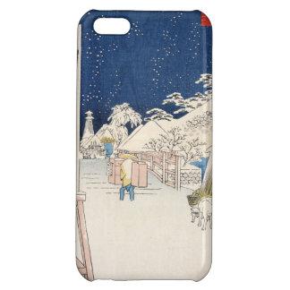Bikuni Bridge in Snow iPhone 5C Cover