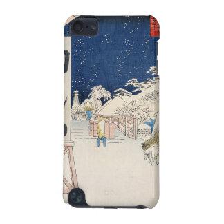 Bikuni Bridge in Snow iPod Touch (5th Generation) Cover