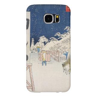 Bikuni Bridge in Snow Samsung Galaxy S6 Case