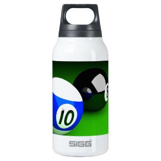 bilardkugeln-257491 10 oz insulated SIGG thermos water bottle