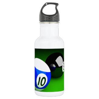 bilardkugeln-257491 18oz water bottle