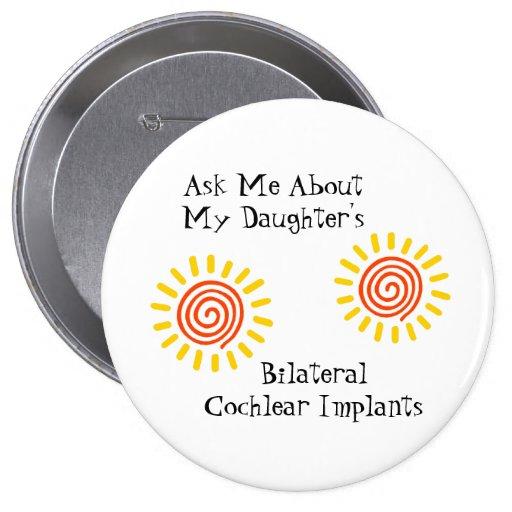 Bilateral Daugher Pin
