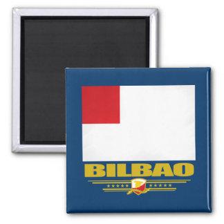 Bilbao 2 Inch Square Magnet