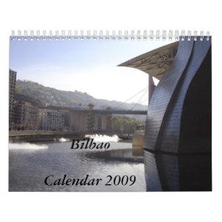 BilbaoCalendar 2009 Calendarios De Pared