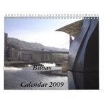 BilbaoCalendar 2009 Wall Calendars