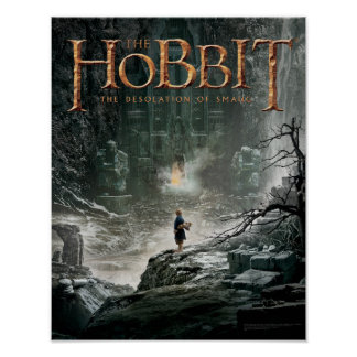 BILBO BAGGINS™ at Erebor Poster
