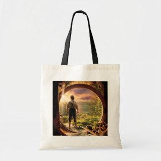 BILBO BAGGINS™ Back in Shire Collage Budget Tote Bag