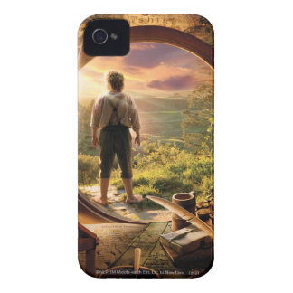 BILBO BAGGINS™ Back in Shire Collage iPhone 4 Cover