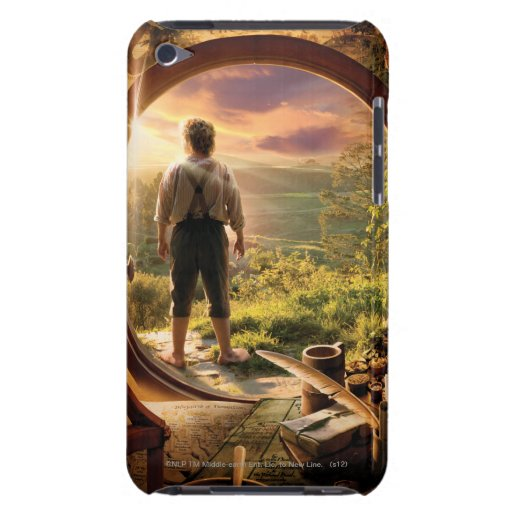 BILBO BAGGINS™ Back in Shire Collage iPod Touch Cover