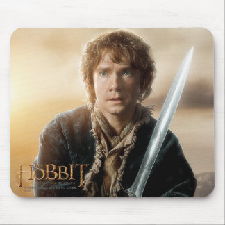 BILBO BAGGINS™ Character Poster 2 Mouse Pads