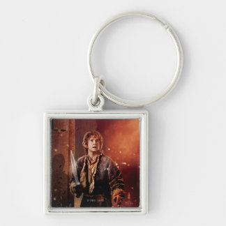 BILBO BAGGINS™ Character Poster 3 Keychain