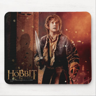 BILBO BAGGINS™ Character Poster 3 Mouse Pads