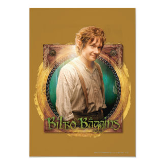 BILBO BAGGINS™ Character with Name Card