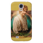 BILBO BAGGINS ™ Character with Name Galaxy S4 Case