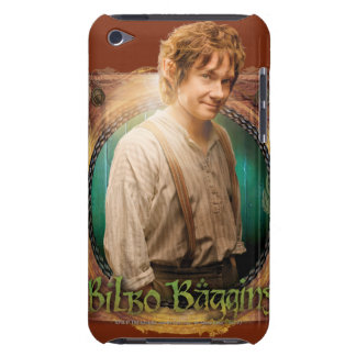 BILBO BAGGINS™ Character with Name iPod Touch Case