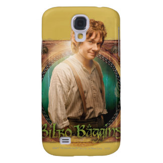 BILBO BAGGINS™ Character with Name Samsung S4 Case