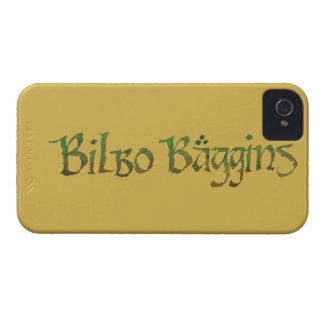 BILBO BAGGINS™ Textured Case-Mate iPhone 4 Case
