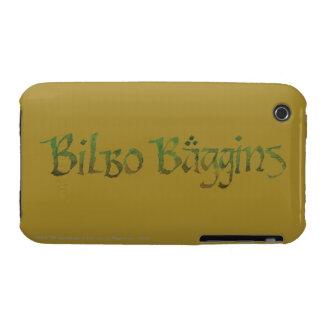 BILBO BAGGINS™ Textured iPhone 3 Case