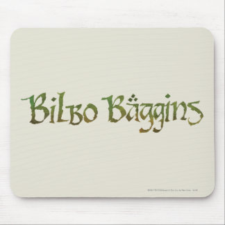 BILBO BAGGINS™ Textured Mouse Pad