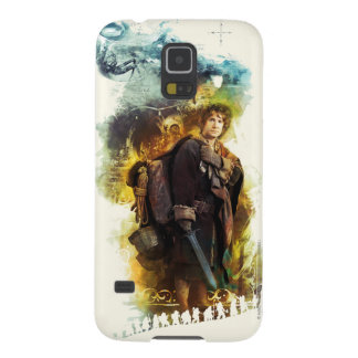 BILBO BAGGINS™ & The Company of Dwarves Graphic Galaxy S5 Case